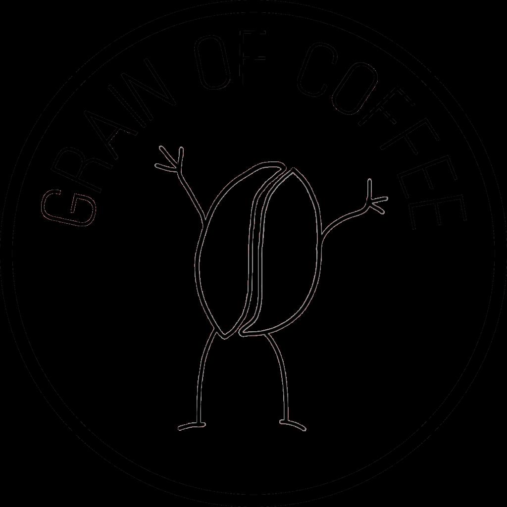 Grain of Coffee Logo