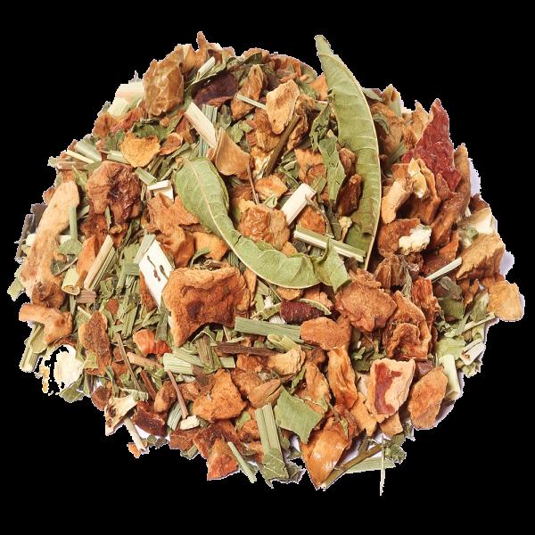 thé vert oriental délices orientaux orange